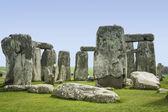 Stonehenge standing stones wiltshire england — Stock Photo
