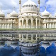 Royal pavillion panorama brighton — Stock Photo #26553395