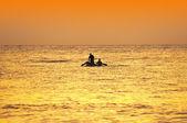 Sea dawn — Stock Photo