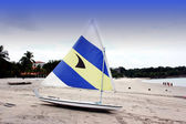 Sail Boat — Stock Photo