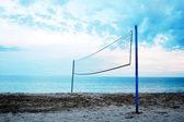 Volleyball Net — Stock Photo