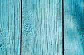 Old shabby painted fence. Rural abstract backgrounds — Stock Photo
