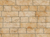 Vintage old brick wall pattern — Stock Photo