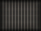 Metal grid backgrounds with many holed — Foto Stock