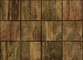 Flooring square wood panel backgrounds — Stock Photo