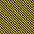 Stock Photo: Blank alternation yellow and black diagonal stripes