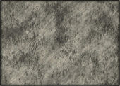 Dirty vintage metal plate texture with frame — Stock Photo