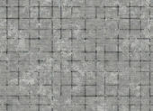 Concrete texture of a dry wall — Stock Photo