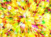 Abstract Bright Color Burst Backgrounds. Multicolored Pattern — Stockfoto