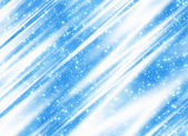 Snowfall backgrounds of a sunlight cold weather — Stock Photo