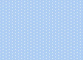 Small blue flowers wallpaper pattern — Stock Photo