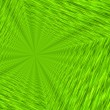 Постер, плакат: Vanishing point perspective of freshness green backgrounds