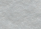 Grainy plastered texture of a blank dry wall — ストック写真