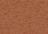 Red small brick wall pattern — Foto de Stock
