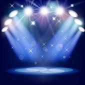 ステージ ライト — ストックベクタ