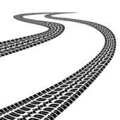 дорога — Cтоковый вектор