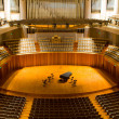 Modern concert hall - Stock Photo