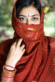 Young indian woman — Stock Photo