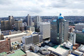 City view of Durban, South Africa — Stock Photo