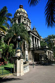City hall of Durban, South Africa — Stock Photo