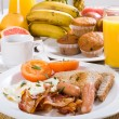 Foto de Stock  : Breakfast