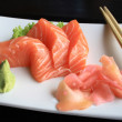Sushi on a plate — Stock Photo #12527895