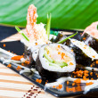 Japanese food - Foto Stock