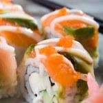 Sushi rolls — Stock Photo #14773765