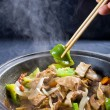 Chinese cuisine - Stock Photo
