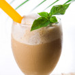 Stock Photo: Ice cold coffee drink