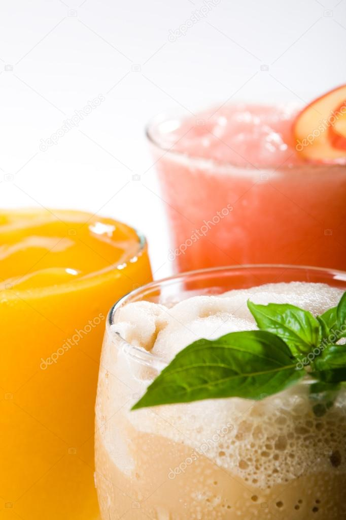 Mix colorful cocktail drinks — Stock Photo #14774079