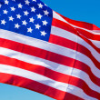 Flag of united states of america — Stock Photo #14817285