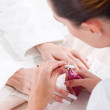 Manicure — Stock Photo #14817561