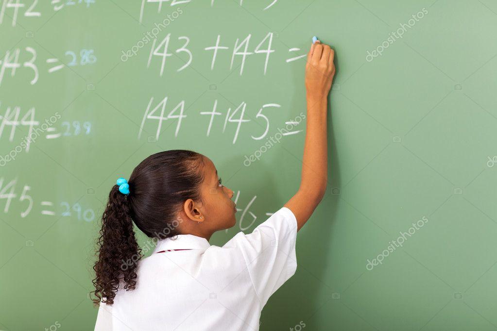 设计分享 > 小学数学黑板板书设计图片  简笔画首页 黑板报设计 (984