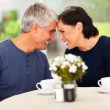 Loving mature couple — Stock Photo #25034253