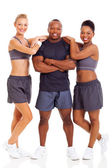 Young healthy fitness — Stock Photo