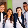 Group of high school students portrait — Stock Photo #26747049