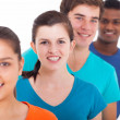 Group of teenagers — Stock Photo #26748705