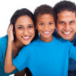 Portrait of indian family — Stock Photo #26795697