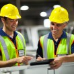 lavoratori dell'azienda di trasporto — Foto Stock #27014507