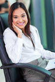 Indian business woman portrait — Stock Photo