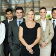 Business team — Stock Photo #27903331
