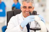 Senior reseacher médical — Photo