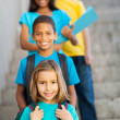 Primary school students — Stock Photo #28918637