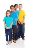 Multiracial young children — Stock Photo