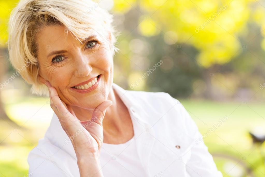 Пожилые и красивые женщины