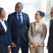 Group of business people — Stockfoto #34109785