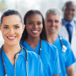 Group of medical professionals — Stock Photo #34180587