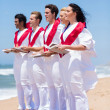 Church choir singing — Stock Photo #38472433