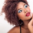 African american female beauty — Stock Photo #38754693
